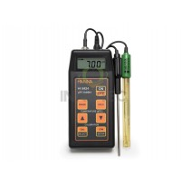 Máy đo pH, nhiệt độ, ORP Hanna cầm tay HI8424