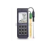 Máy đo pH, ORP Hanna cầm tay HI9126 chống thấm nước