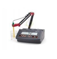 Máy đo pH, mV để bàn Hanna HI2209