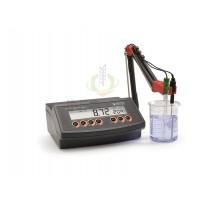 Máy đo pH, nhiệt độ để bàn Hanna HI2210