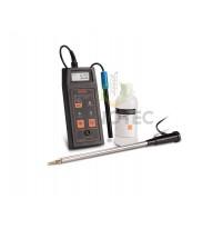 Máy đo EC, độ hoạt động trực tiếp trong đất Hanna HI993310