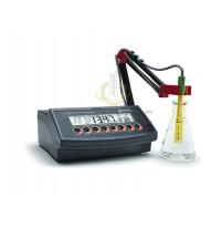 Máy đo EC, TDS để bàn Hanna Hi2300 tự động chọn thang đo
