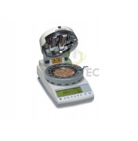 Cân sấy ẩm Shimadzu MOC120H công nghệ Unibloc