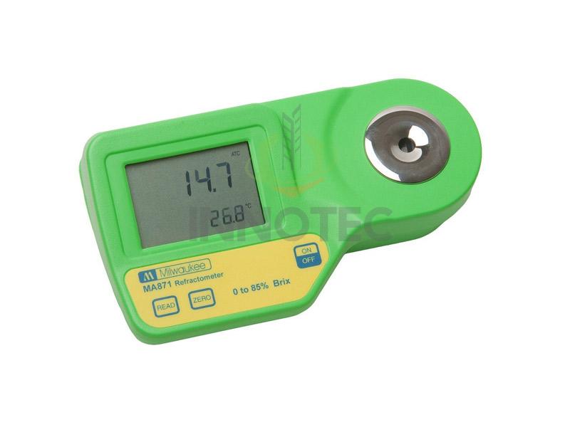 Nên đo nồng độ lượng đường thường xuyên bằng máy đo độ ngọt