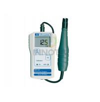 Máy đo oxy hòa tan MW605 Milwaukee cầm tay 0.0 đến 45.00 mg/L