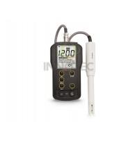 Máy đo đa chỉ tiêu pH, EC, TDS, nhiệt độ Hanna HI9813-5