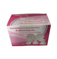 Kit kiểm tra nhanh độ sạch bát đĩa và thực phẩm 016G9 Thái Lan