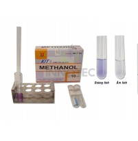 Kit kiểm tra nhanh Methanol MeT04 Bộ công An