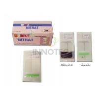 Kit kiểm tra nhanh Nitrat NaT04 Bộ Công An