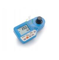 Máy đo brôm, clo, axit cyanuric, iot, sắt và pH HI96101 Hanna
