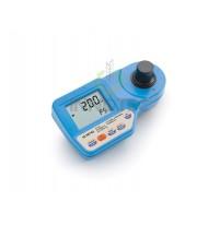 Máy đo pH, clo dư và clo tổng, độ cứng và sắt thang thấp HI96745 Hanna